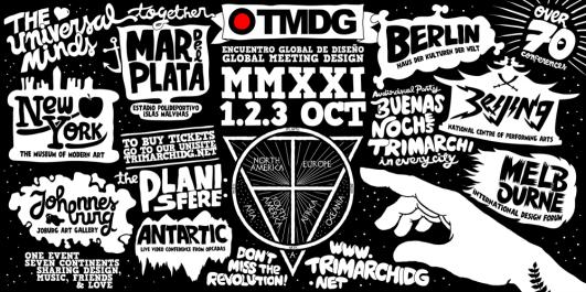 George Manta - TMDG El Futuro 2021