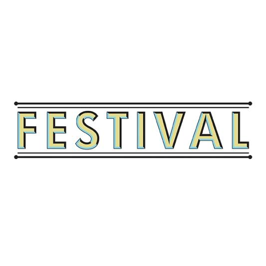 LOGO FESTIVAL 2014 SOLO - GM†