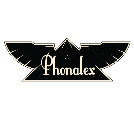 LOGO PHONALEX 2014 solo - GM†
