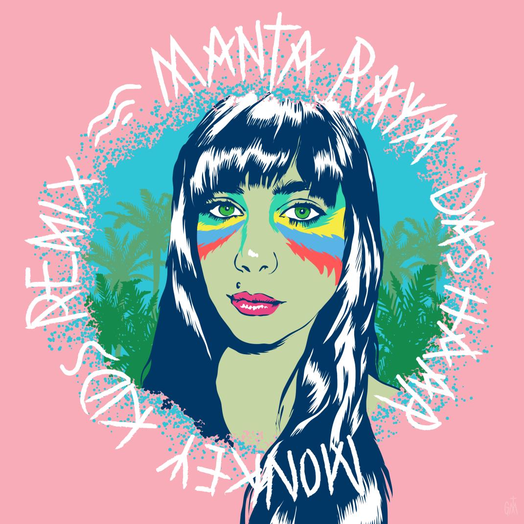 Manta Raya - Das Haar (remix)