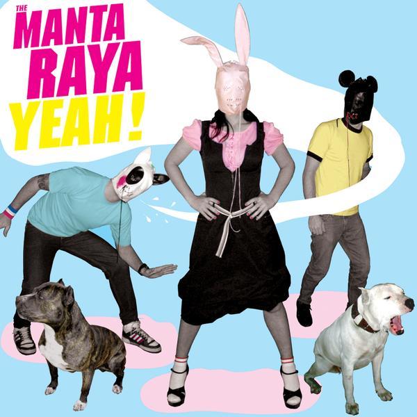 MANTA RAYA YEAH!