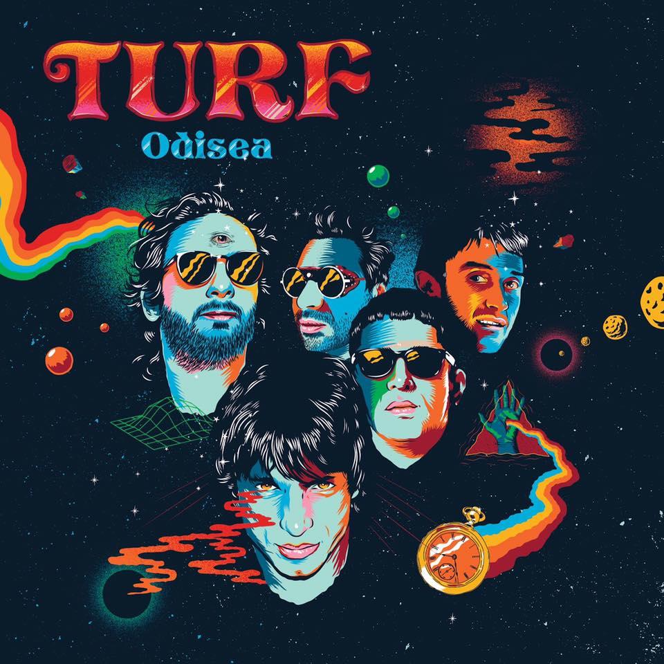 Turf - Odisea (2017) George Manta