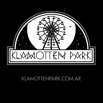 klamotten park STICKER 2