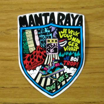 manta-says
