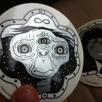 sticker ET 3