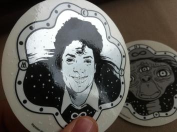 sticker MJ 2