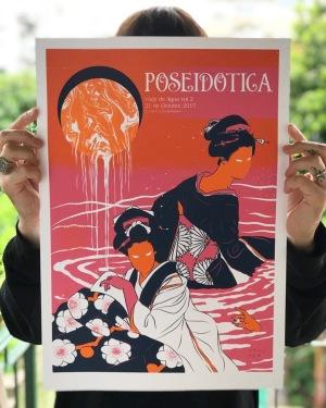 poseidotica-viaje-de-agua-vol-2-screen-print-poster--george-manta